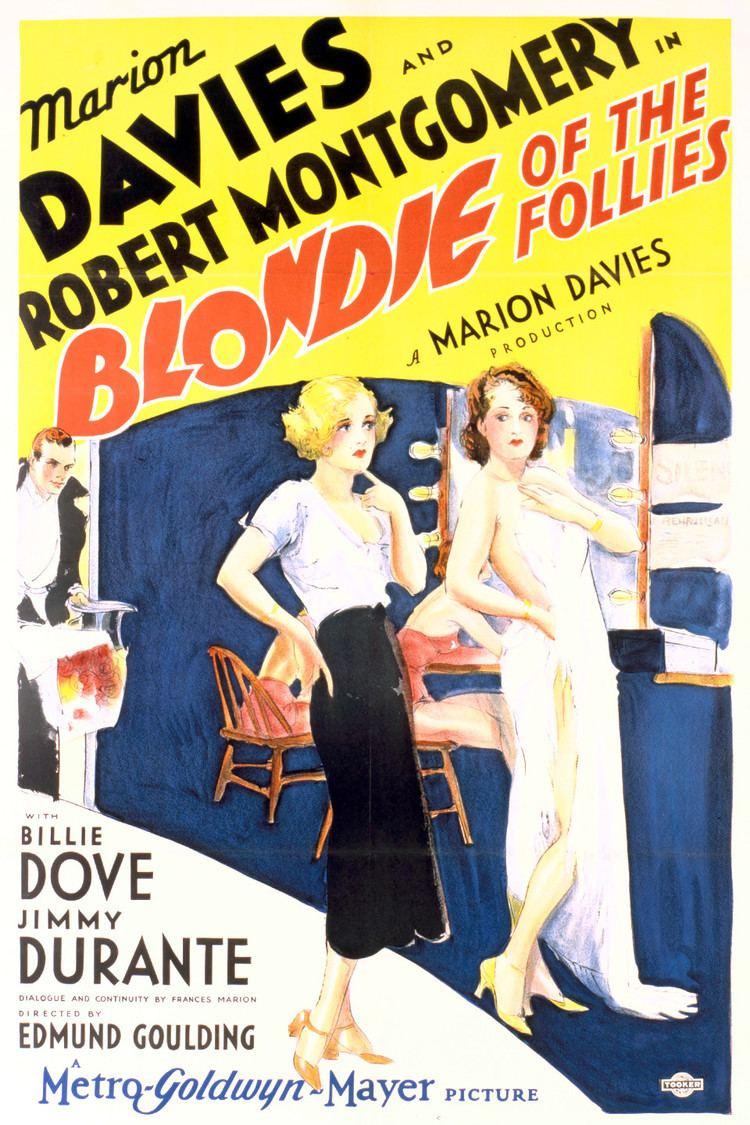 Blondie of the Follies wwwgstaticcomtvthumbmovieposters45544p45544