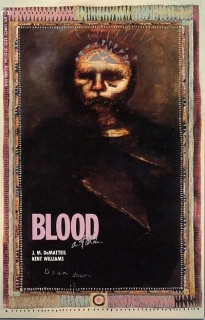 Blood: A Tale Blood A Tale Volume Comic Vine