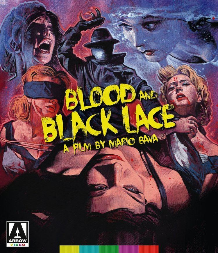 Blood and Black Lace Blood and Black Lace Bluray Review Slant Magazine