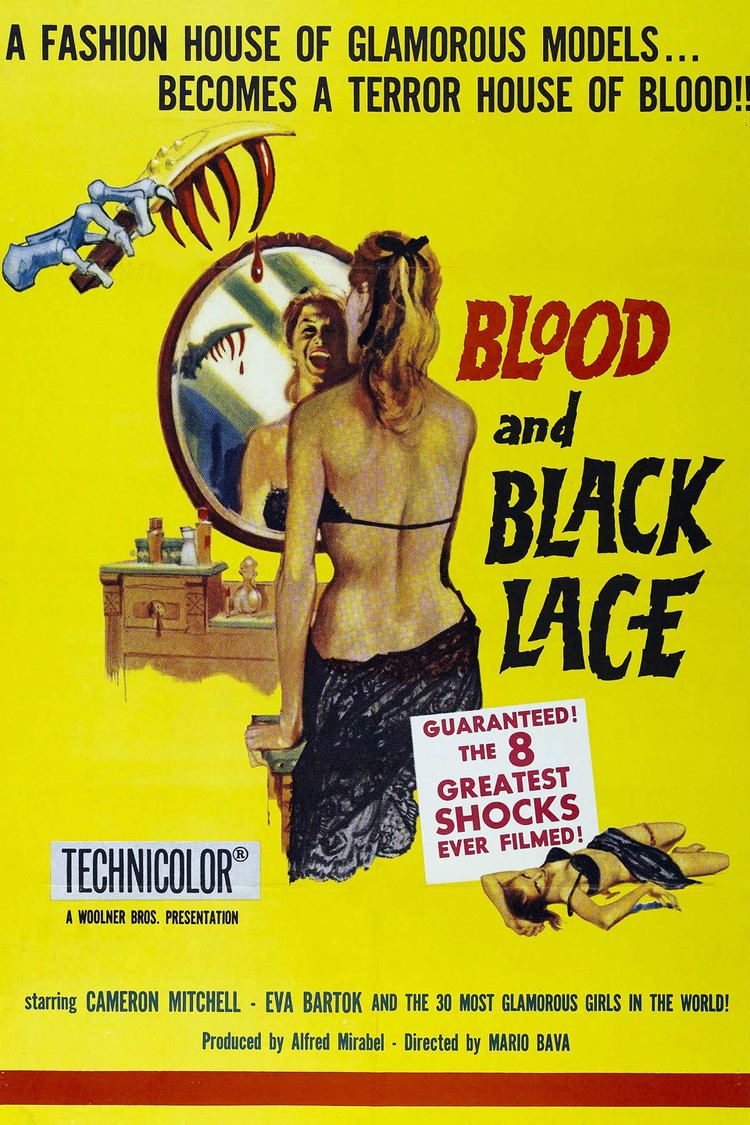 Blood and Black Lace wwwgstaticcomtvthumbmovieposters36821p36821