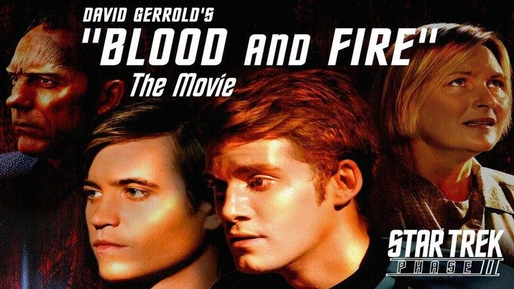 Blood and Fire (film) Star Trek New Voyages 4x045 Blood and Fire The Movie Subtitles