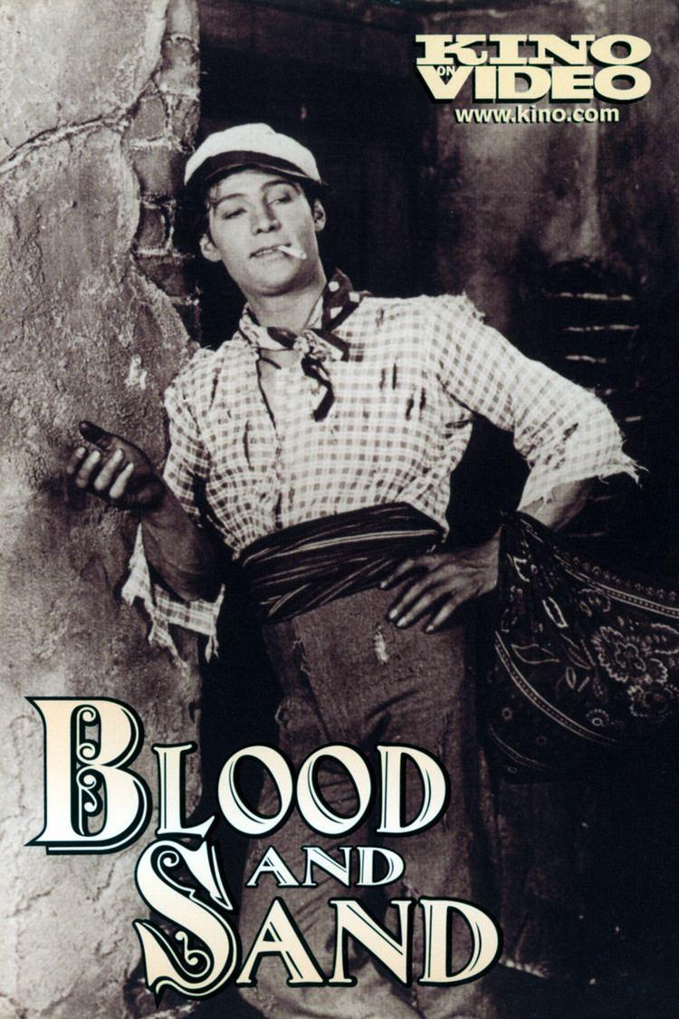 Blood and Sand (1922 film) wwwgstaticcomtvthumbdvdboxart8323p8323dv8