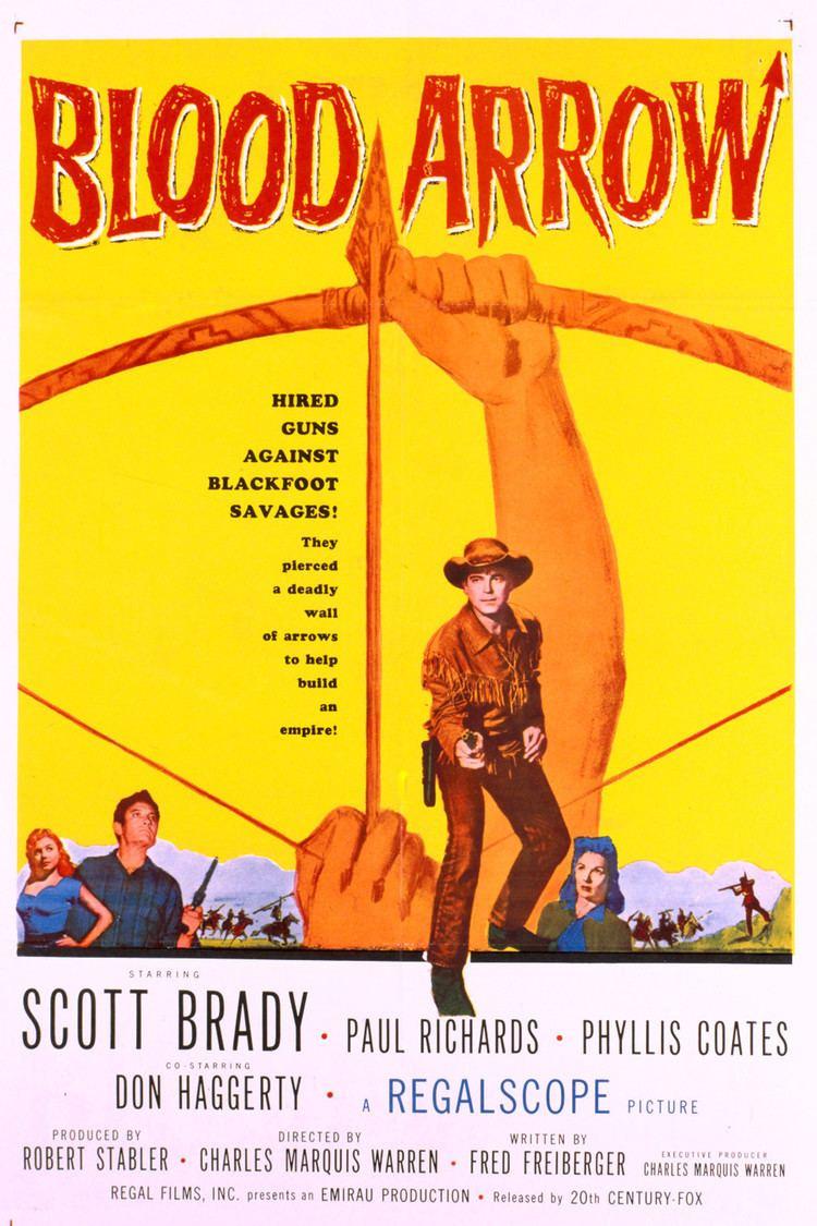 Blood Arrow wwwgstaticcomtvthumbmovieposters45874p45874