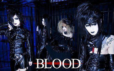 Blood (band) wwwgenerasiacomwimagesthumb77eBLOODJapane