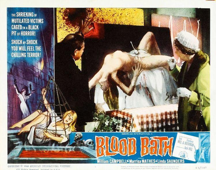 Blood Bath BLOOD BATH 1966 Bluray Review Infernal Cinema