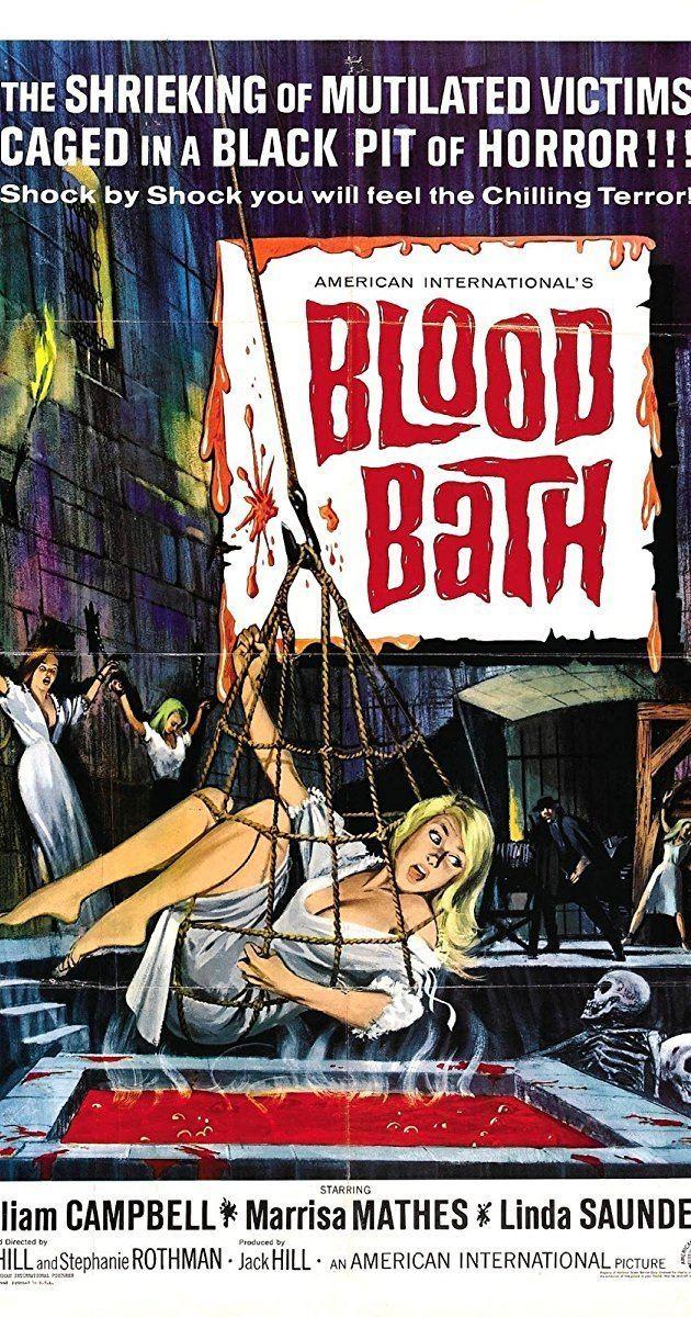 Blood Bath Blood Bath 1966 IMDb