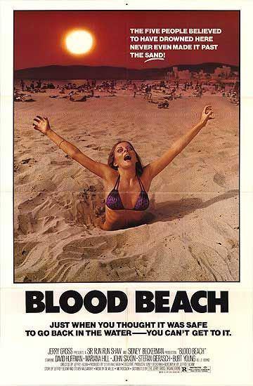 Blood Beach Under the boardwalk Blood Beach The Flickering Screen
