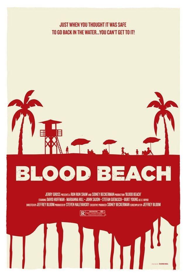 Blood Beach Blood Beach 1980 FULL YouTube