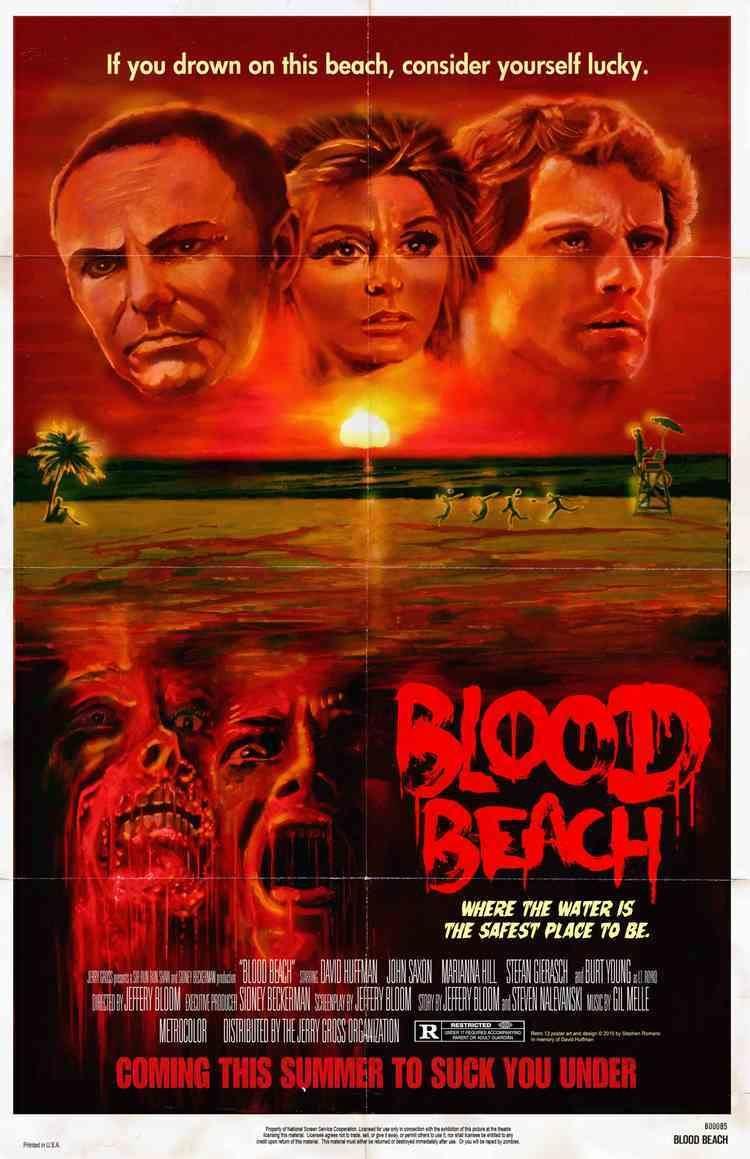 Blood Beach Stephen Romanos RETRO 13 Blood Beach Dread Central