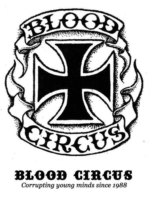 Blood Circus (band) Blood Circus Geoff Robinson 12 MLR Podcast 55 Music Life Radio