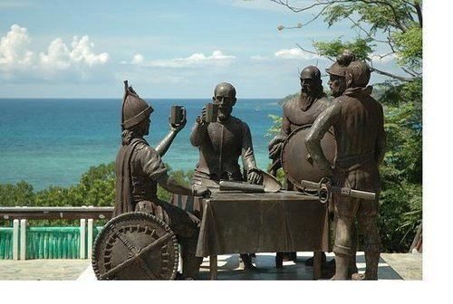 Blood compact Blood Compact Philippine Wonders