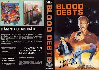 Blood Debts When the Vietnam War raged in the Philippines BLOOD DEBTS 1984