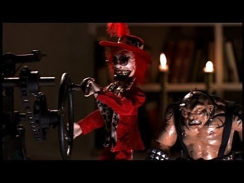 Blood Dolls Blood Dolls by Charles Band Original Trailer YouTube