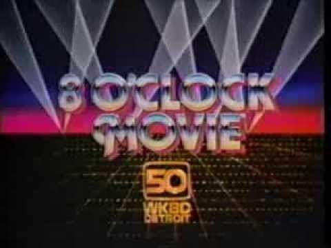 Blood Feud (1983 film) movie scenes WKBD Detroit 1984 8 O Clock Movie Promo Blood Feud