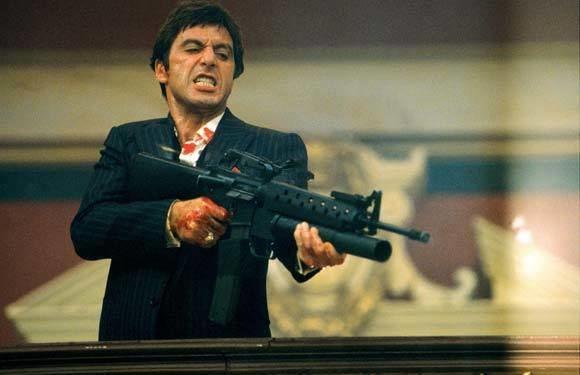 Blood Feud (1983 film) movie scenes Prev Next