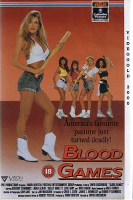 Blood Games (film) Camp Movie Camp Blood Games 1990