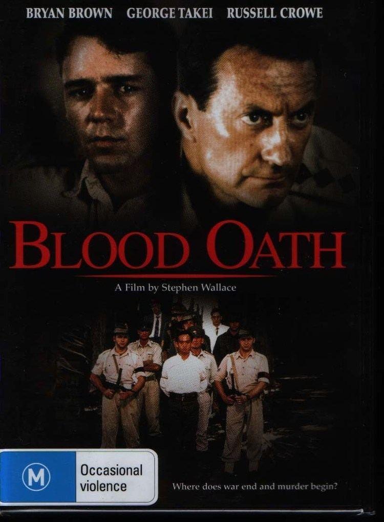 Blood Oath (1990 Australian film) Blood Oath DVD depicts Australian POW at AMBON ISLAND Special