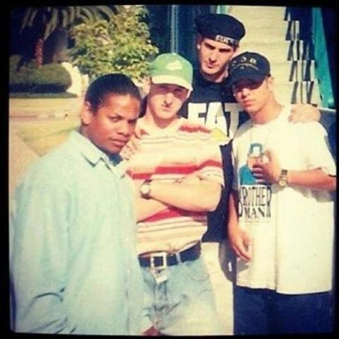 Blood of Abraham The time EazyE signed Van Nuys Jewish Rappers Blood of Abraham