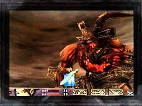 Blood of Bahamut Blood of Bahamut 2nd Trailer NDS YouTube
