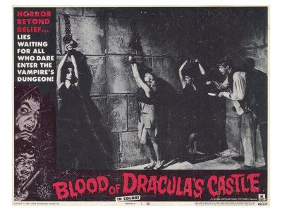 Blood of Dracula's Castle Adventures In Exploitation Blood of Draculas Castle Dark of the