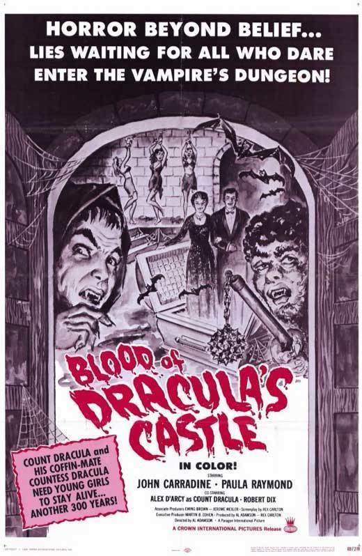 Blood of Dracula's Castle imgmoviepostershopcombloodofdraculascastlem