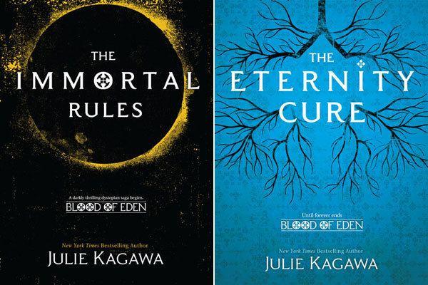 Blood of Eden (series) Katiebird reviews The Blood of Eden series by Julie Kagawa