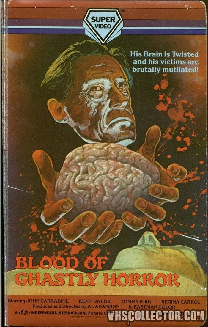 Blood of Ghastly Horror Blood of Ghastly Horror 1972 Posters