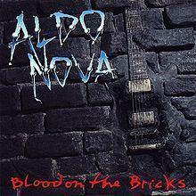 Blood on the Bricks (Aldo Nova album) httpsuploadwikimediaorgwikipediaenthumb5