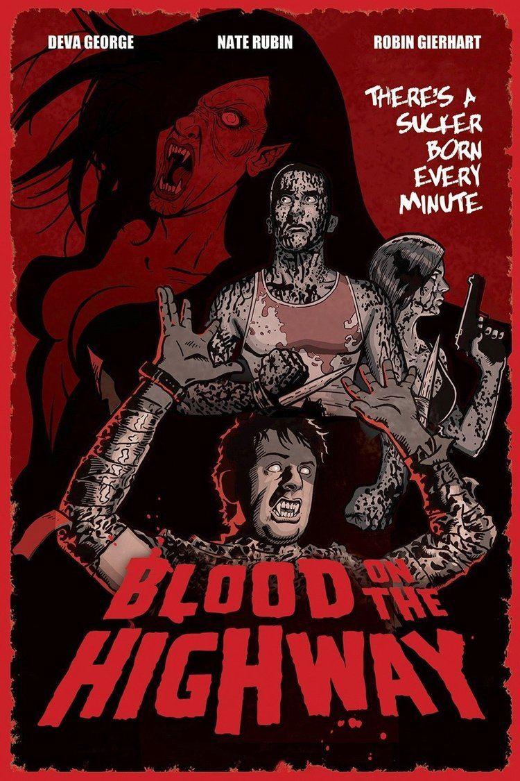 Blood on the Highway wwwgstaticcomtvthumbmovieposters190210p1902