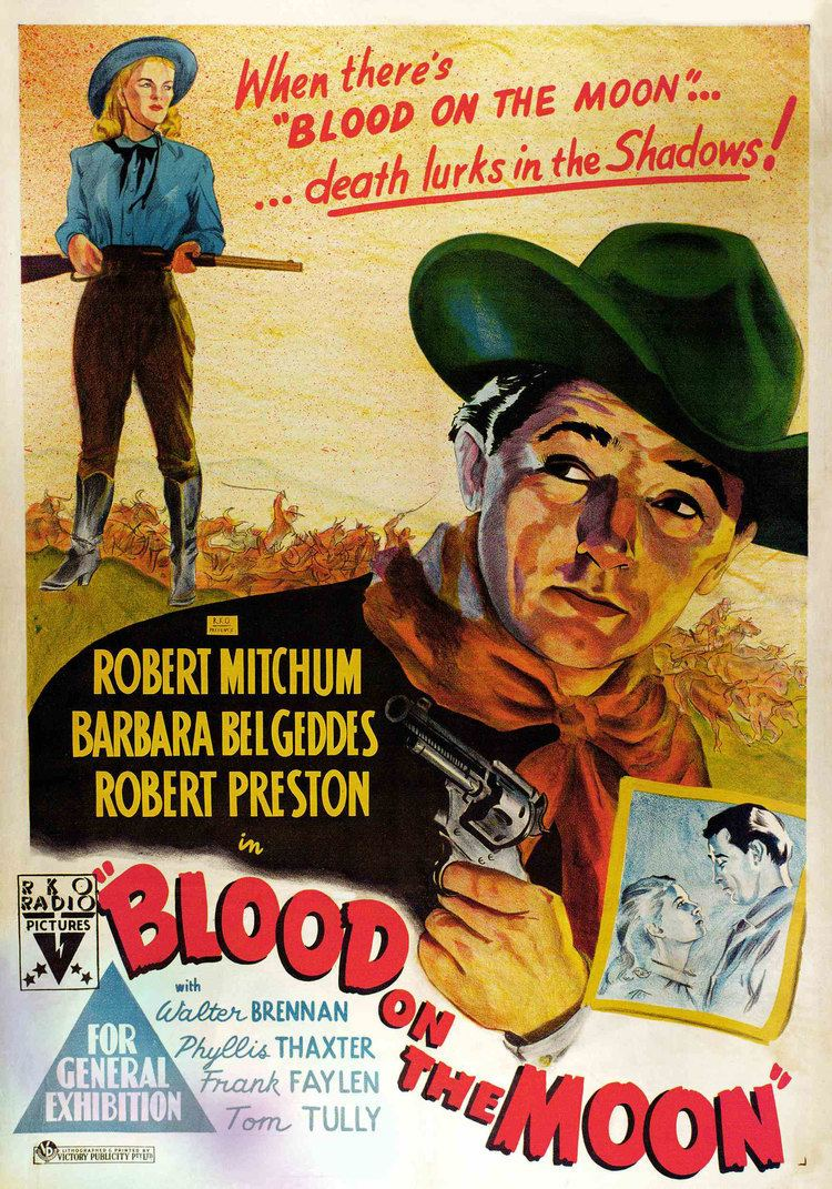 Blood on the Moon Cracked Rearview Mirror Blog Tuesdays Overlooked Films Blood on