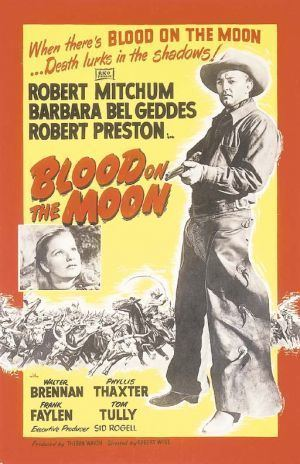 Blood on the Moon Blood on the Moon 1948 Quintessential Noir Western filmsnoirnet