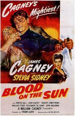 Blood on the Sun movie poster