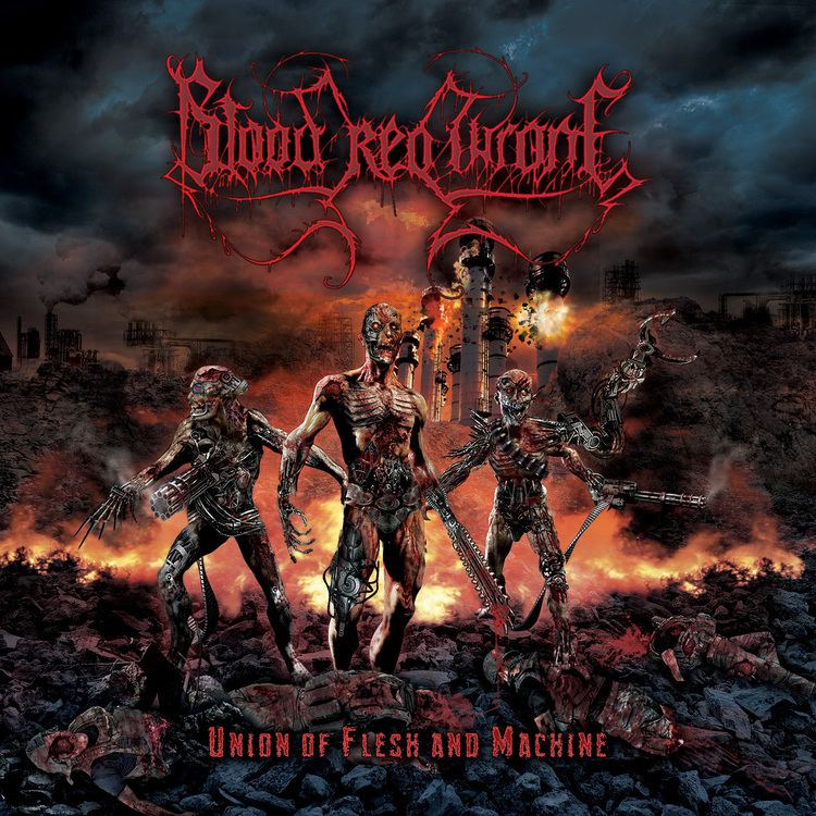 Blood Red Throne Blood Red Throne ReverbNation