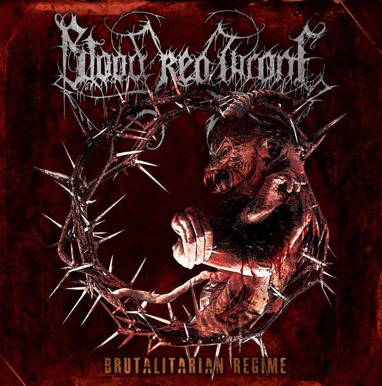 Blood Red Throne Limited vinyl box set Blood Red Throne