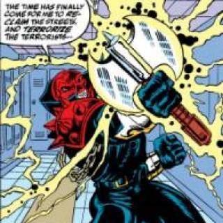 Bloodaxe (comics) Bloodaxe Character Comic Vine