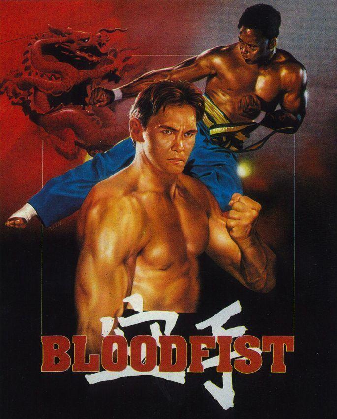 Bloodfist August 2 Bloodfist Bloodfist II New Beverly Cinema