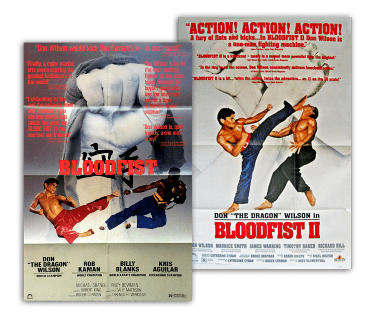 Bloodfist Exclusive Interview with Don The Dragon Wilson cityonfirecom