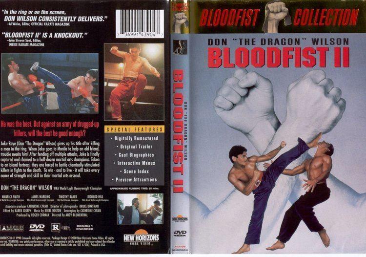 Bloodfist II Ground Zero 1995 Poster Bloodfist II Images Pictures Photos