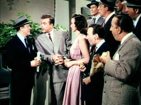 Bloodhounds of Broadway (1952 film) Bloodhounds of Broadway 1952 Trailermpg YouTube