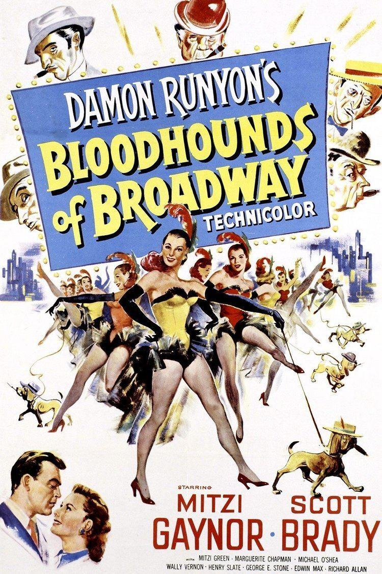 Bloodhounds of Broadway (1952 film) wwwgstaticcomtvthumbmovieposters24985p24985