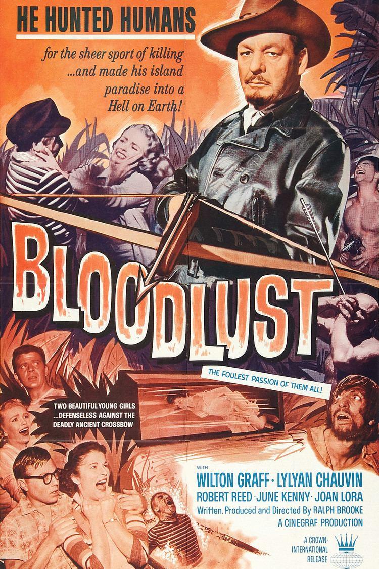 Bloodlust! wwwgstaticcomtvthumbmovieposters46690p46690