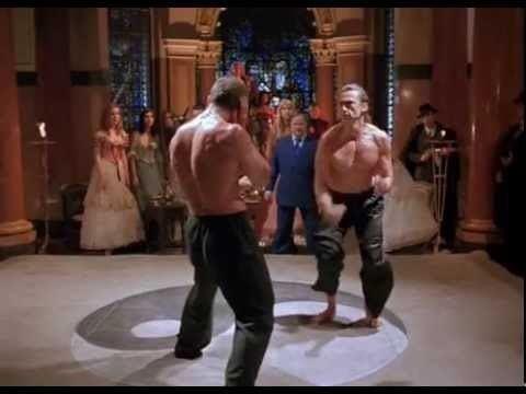 Bloodsport 4: The Dark Kumite Bloodsport 4 The Dark Kumite 1999 Death by ballpoint pen YouTube