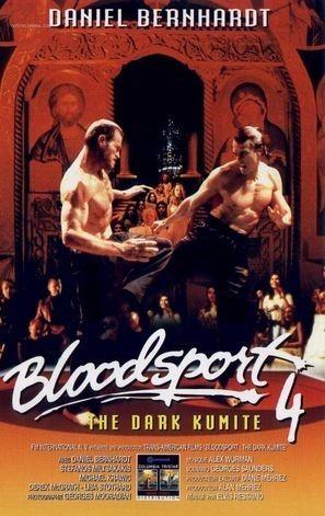 Bloodsport 4: The Dark Kumite Junta Juleils Culture Shock Film Review BLOODSPORT 4 THE DARK