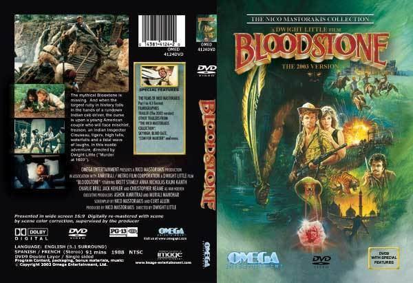 Bloodstone (1988 film) Bloodstone 1988 film Alchetron The Free Social Encyclopedia