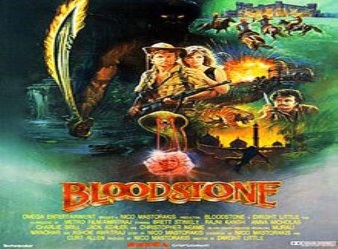 Bloodstone (1988 film) Bloodstone 1988 IndiandhamalCom Bollywood Mp3 Songs i pagal