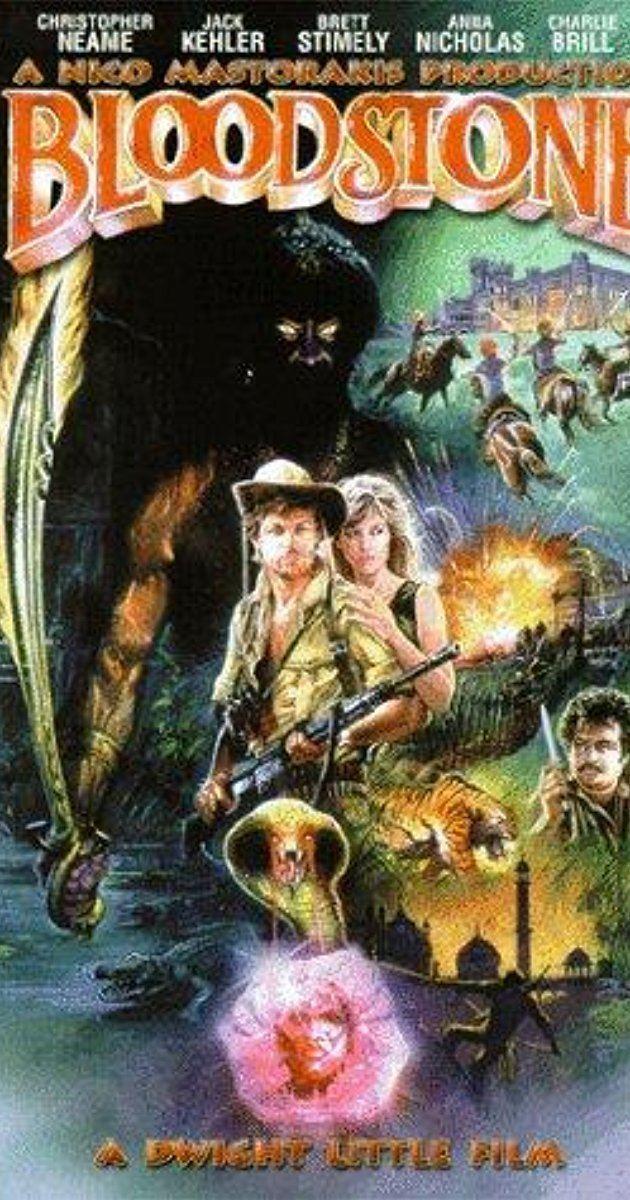 Bloodstone (1988 film) Bloodstone 1988 IMDb
