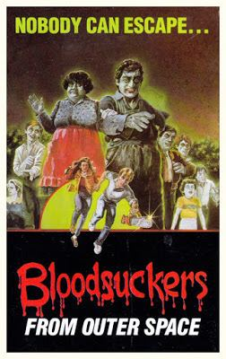 Bloodsuckers from Outer Space 13 BLOODSUCKERS FROM OUTER SPACE One Of Those Productions 1984