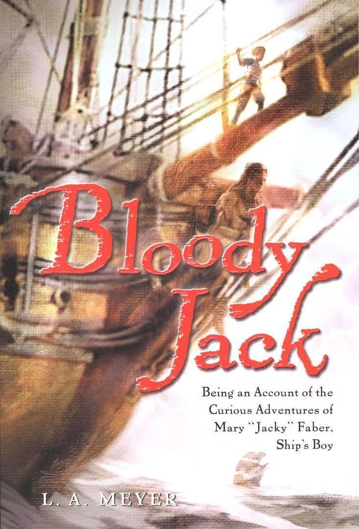 Bloody Jack (novel) t0gstaticcomimagesqtbnANd9GcQ5C0ePuN4j9P099