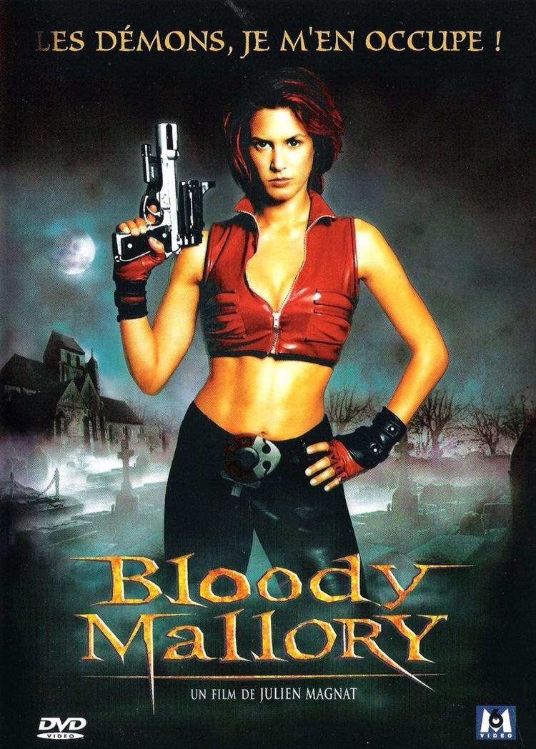 Bloody Mallory Bloody Mallory Girls Guns Zombies