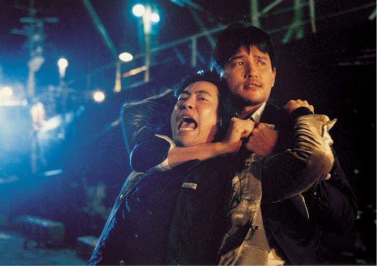 Bloody Tie Bloody Tie Korean Movie 2006 HanCinema The